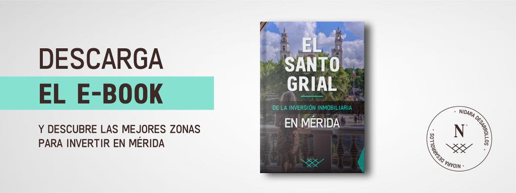3 estrategias para invertir en bienes raíces en Mérida, sin salir de casa.